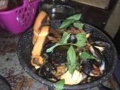 Pho Han Sai - seafood noodle soup